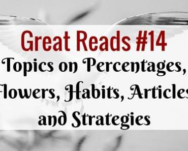 Great Reads #14
