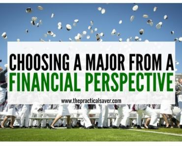 Choosing College Degree from a Financial Perspective