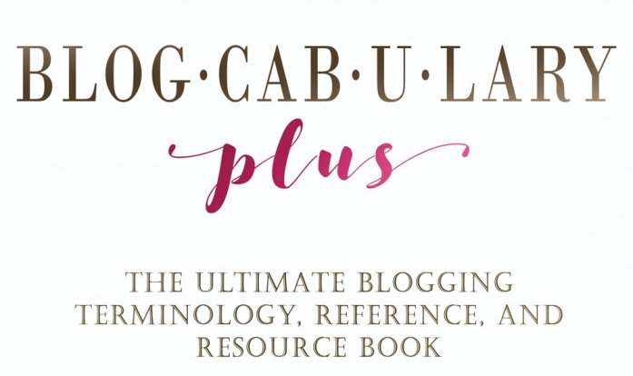Interview with Nataly: Blogcabulary Plus – The Ultimate Blogging Book 2