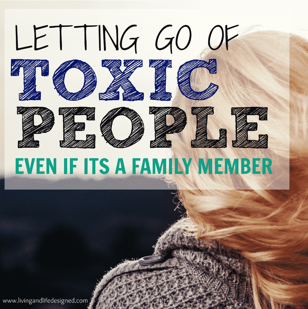 Go Quotes About People Toxic Letting