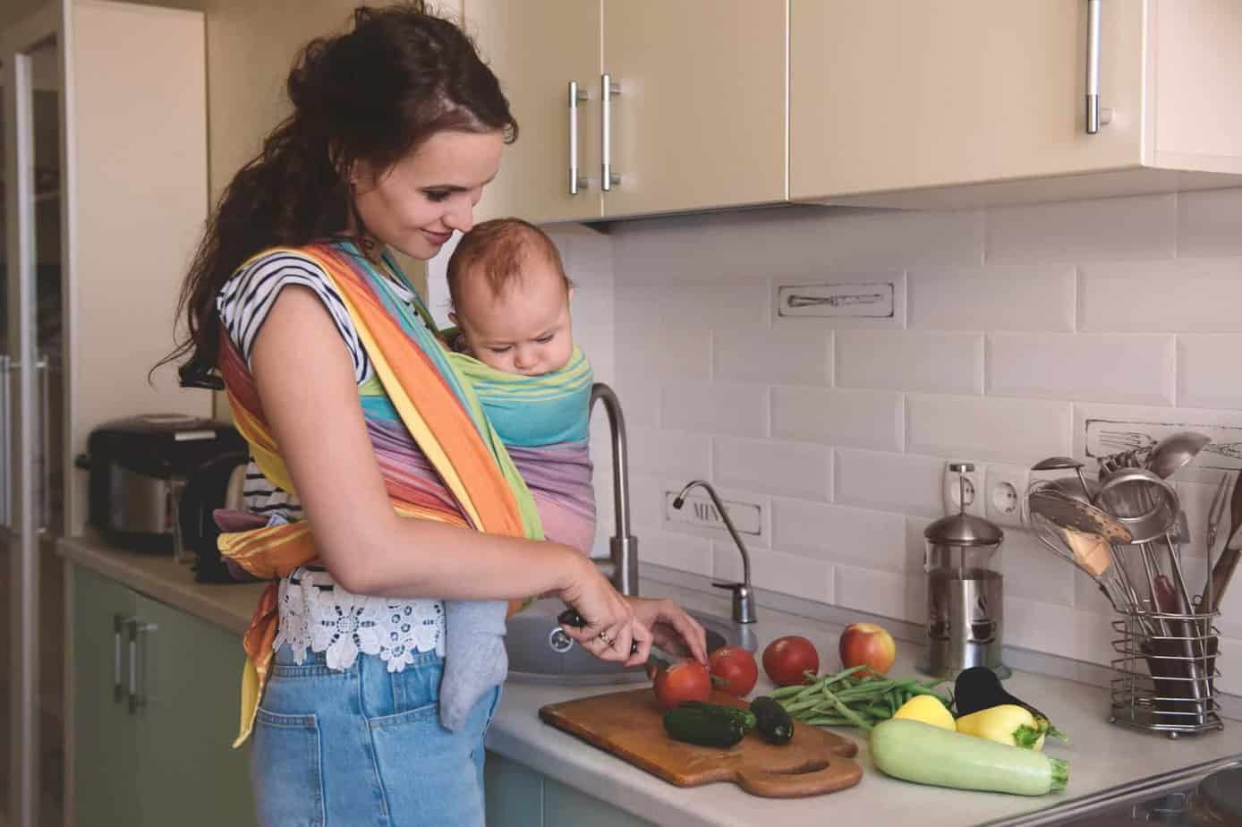 6 Quick Fixes to Make Dinnertime Less Stressful  Easier