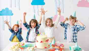 The modern parents guide to hosting a kid birthday party kid parties 15 tips for throwing a birthday party on a budget stopboris Choice Image