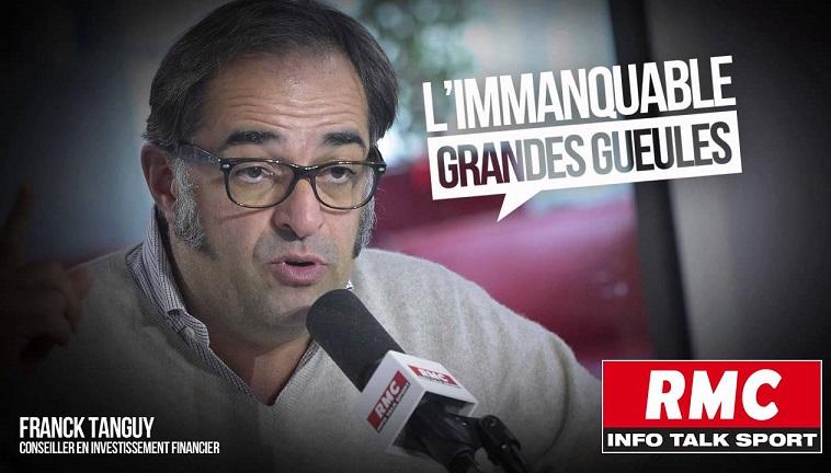 Franck Tanguy - RMC GG - ThePrairie.fr !