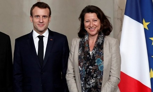Macron - Buzyn