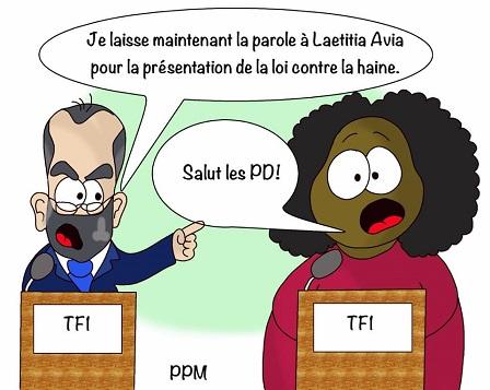 Facebook PPM - Comics