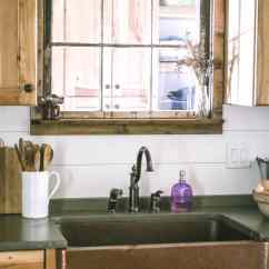 Kitchen Backsplash Photos Islands With Breakfast Bar Diy Shiplap The Prairie Homestead
