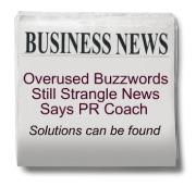 buzzwords are bad public relations