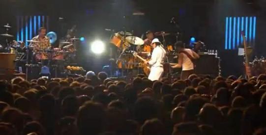 Carlos Santana live at Montreux