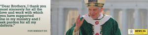 Vatican newsroom has many resources