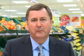 Tesco CEO video on horsemeat scandal