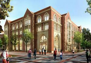 USC Annenberg new building planned
