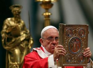 Pope Francis Flickr