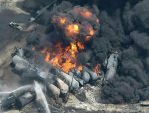 Quebec railway tragedy