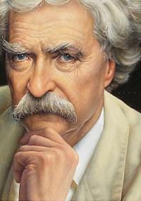 Mark Twain's wit and PR wisdom