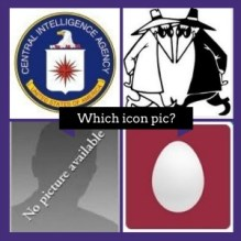 Which Twitter profile icon