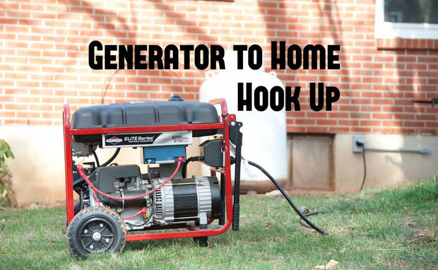 Wiring A House For Generator