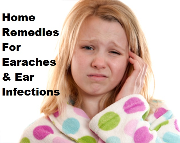 Home Remedies For Earaches Ear Infections The Prepared Page