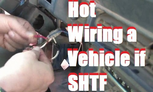 Hot Wiring a Vehicle if SHTF - The Prepared Page » The ... on