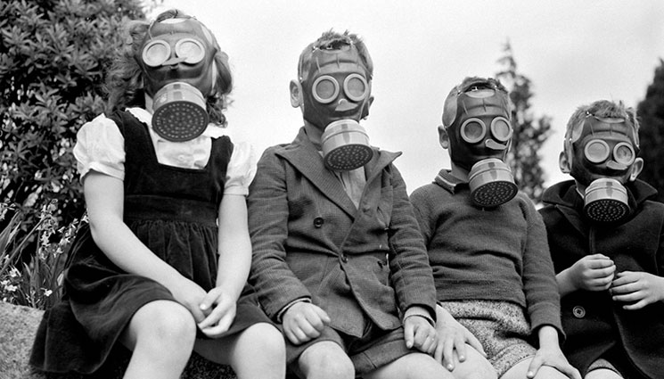 Gas Masks for Preppers