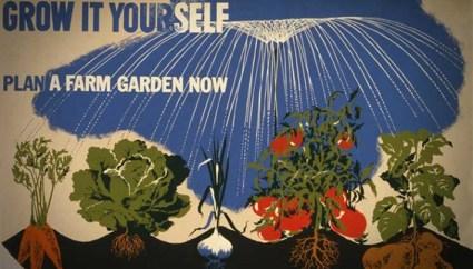 Let's Bring Back Victory Gardens