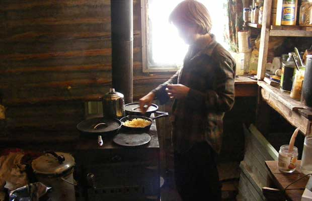 CookingWoodstove
