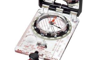 Suunto MC-2G Mirror Sighting Global Compass