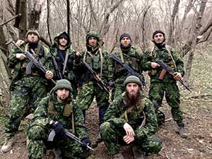 Chechen Soldiers