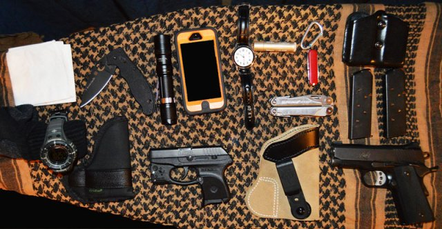 Every Day Carry The Prepper Journal