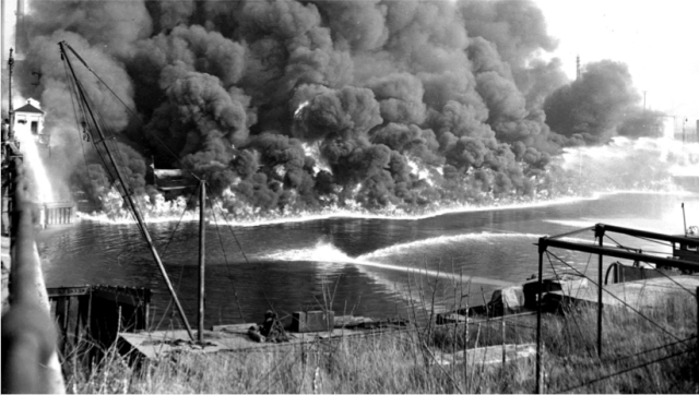 Cuyahoga River Fire of 1969.