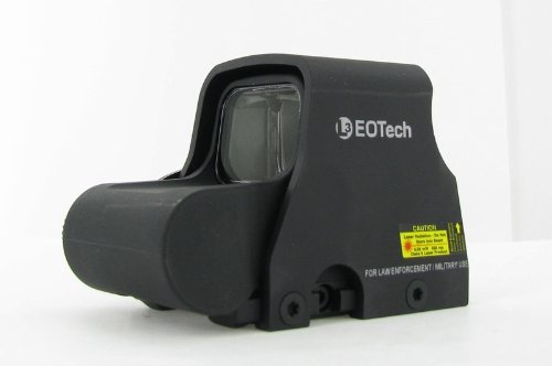 EOTech XPS2 HOLOgraphic sight.