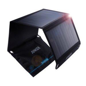 Anker 21W 2-Port USB Solar Charger