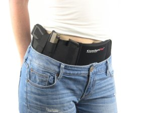 Belly bands make a good concealed holster for some people.
