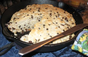 Bannock with Currants