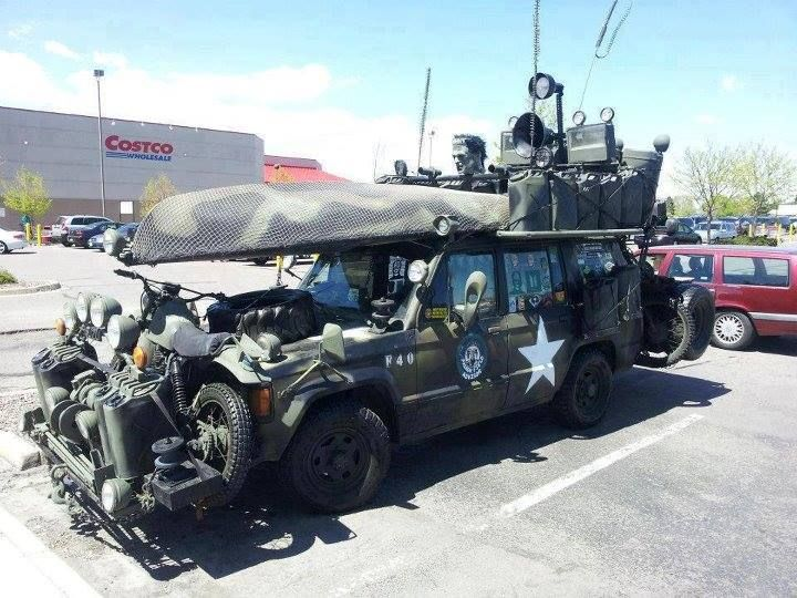 How to Turn Your Car into the Ultimate Prepper Vehicle - The Prepper