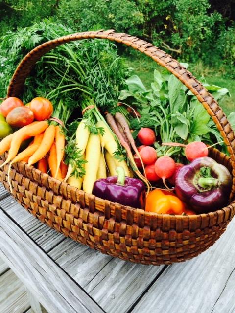 Farmer's Market Vegetable Tray