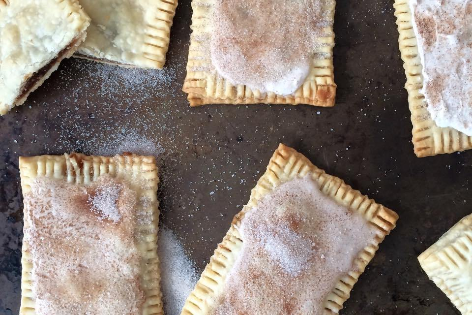 Brown Sugar and Cinnamon Pop Tarts