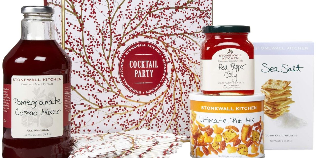 Stonewall Kitchen Cocktail Party Giveaway!