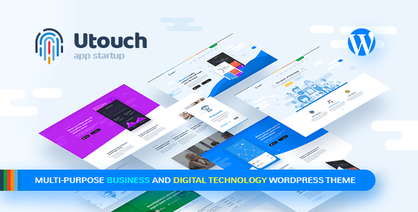 u TOUCH STARTUP THEME