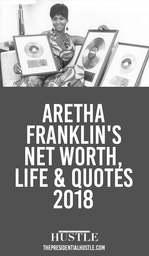 aretha franklin net worth and life and music