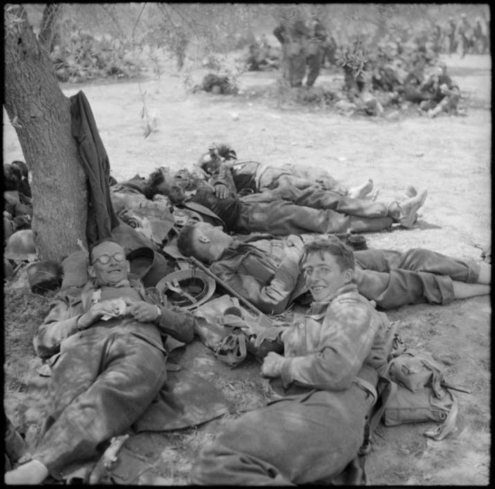 33 σπάνιες φωτογραφίες από τη Μάχη της Κρήτης