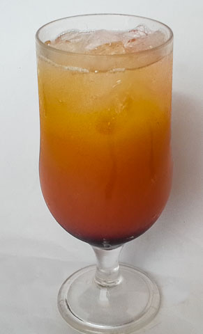 Afterglow Mocktail