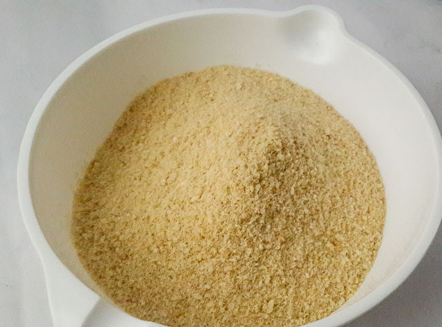 home made bread crumbs for jamaican beef patty