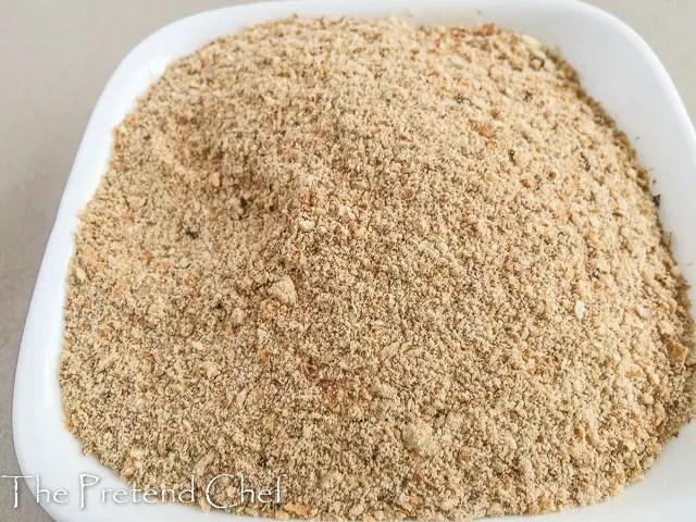Pure Tigernut flour