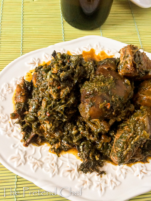 Afang Soup Deluxe
