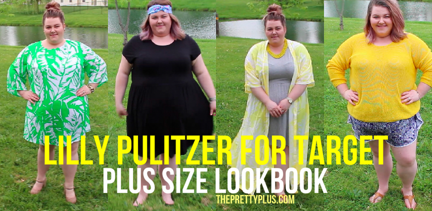 The Pretty Plus Lilly Pulitzer For Target Plus Size Lookbook The
