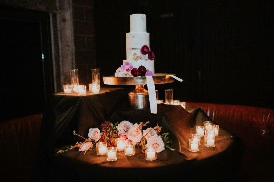 gold cake stand hire