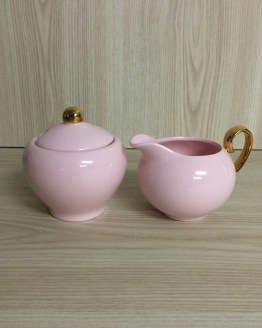 milk jug and sugar bowl hire nz