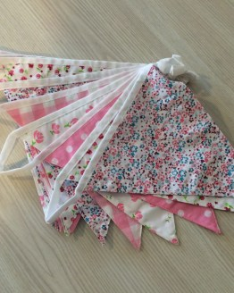 floral bunting hire nz