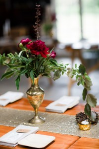 brass vintage vases hire nz
