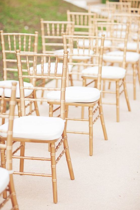 gold tiffany chiavari chair hire nz